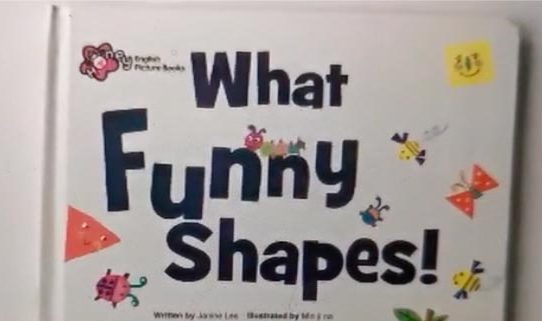 绘本配音-What Funny Shapes!